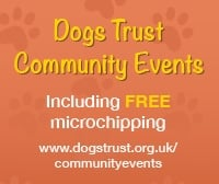 Free Dogs Trust Microchipping Events