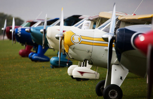 Airfield Development Fund to launch in spring