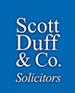 Scott and Duff logo